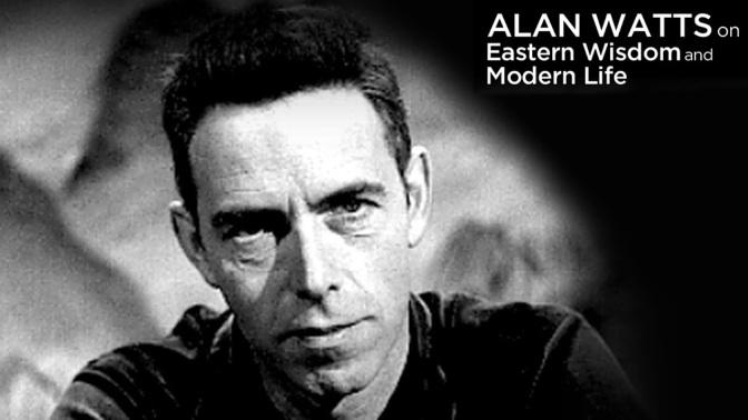 The Trap Of Seeking by Alan Watts