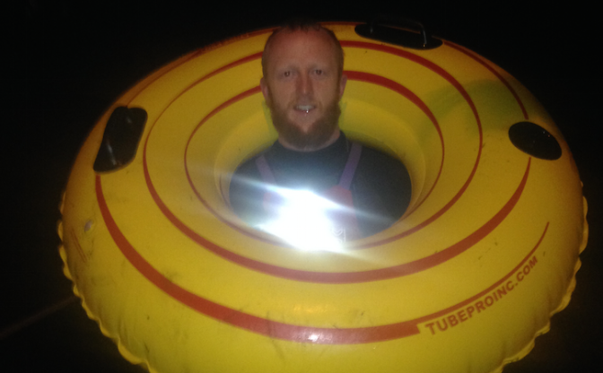30 Day Challenge: Tubing On The River Liffey