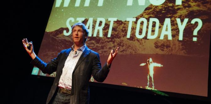 E34 Alastair Humphreys: Living Adventurously