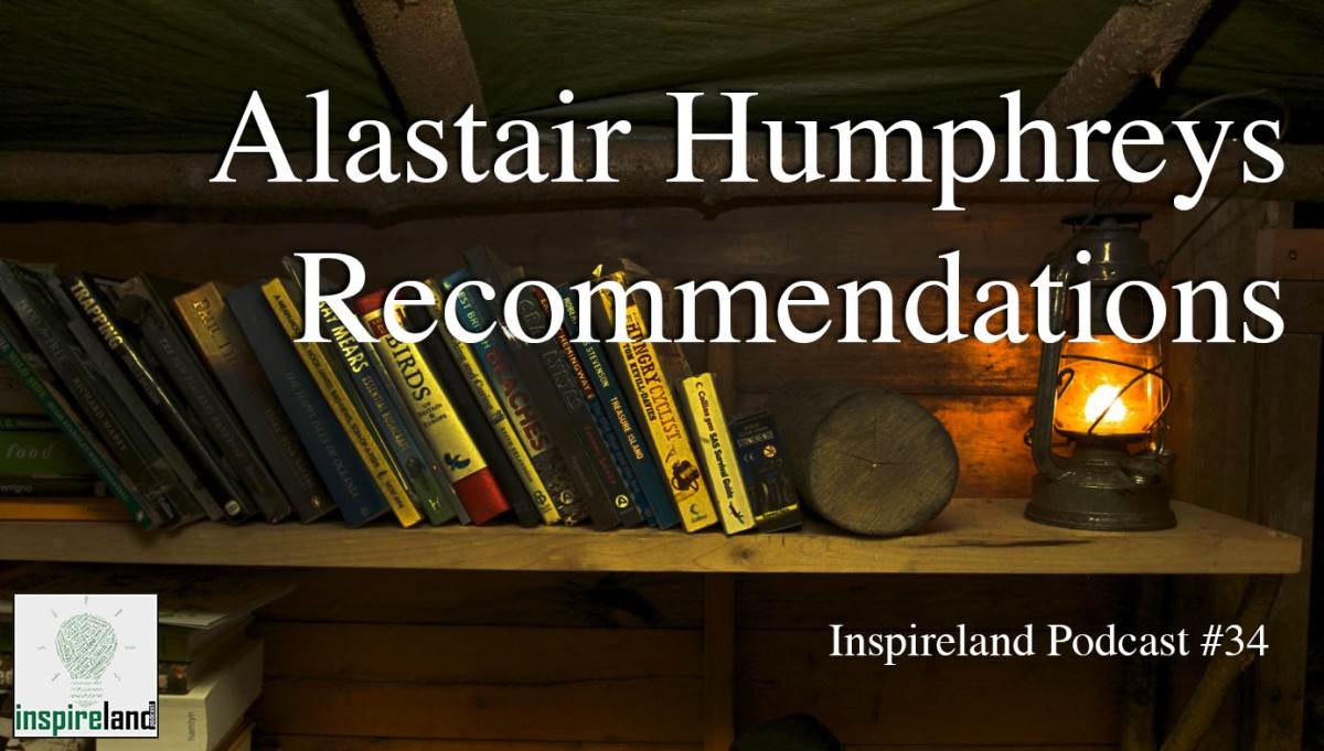 Alastair Humphreys: Recommendations