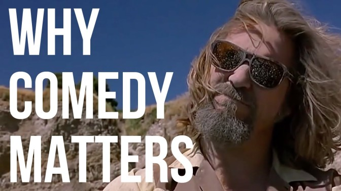 Why Comedy Matters: School Of Life
